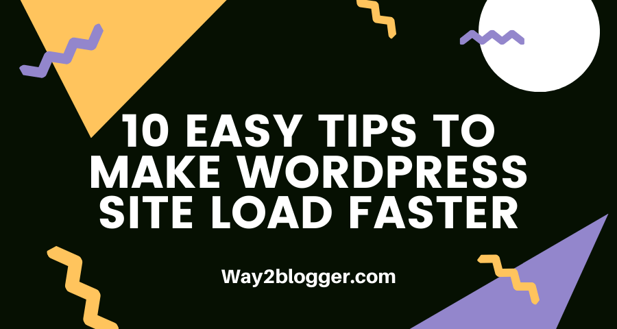wordpress site fast loader